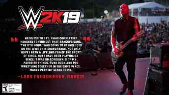 Vamers - Gaming - 2K just announced the WWE 2K19 Soundtrack - 05
