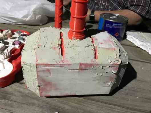 Vamers - Lifestyle - Cosplay - Creating Mjolnir for Comic Con Africa - 8