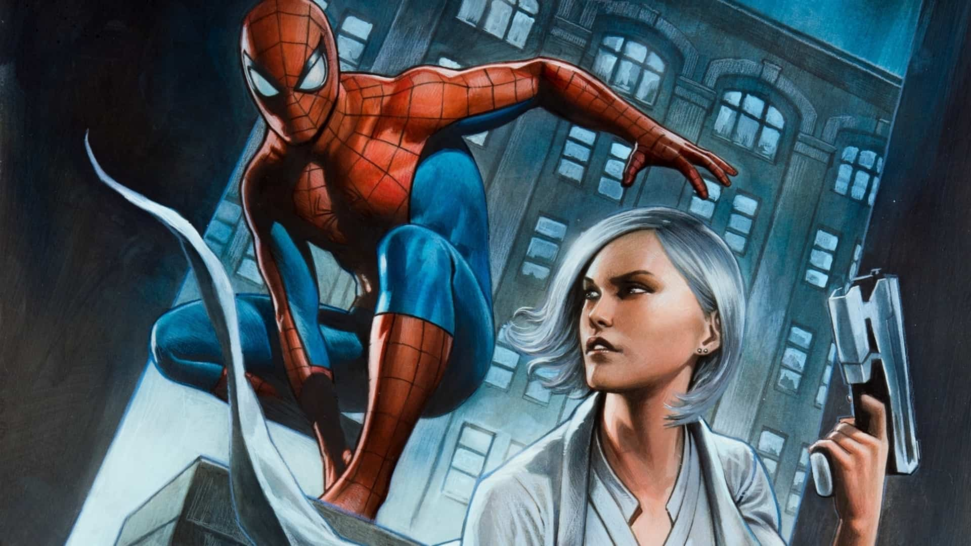 Marvel's Spider-Man Silver Linings DLC arrives December 2019