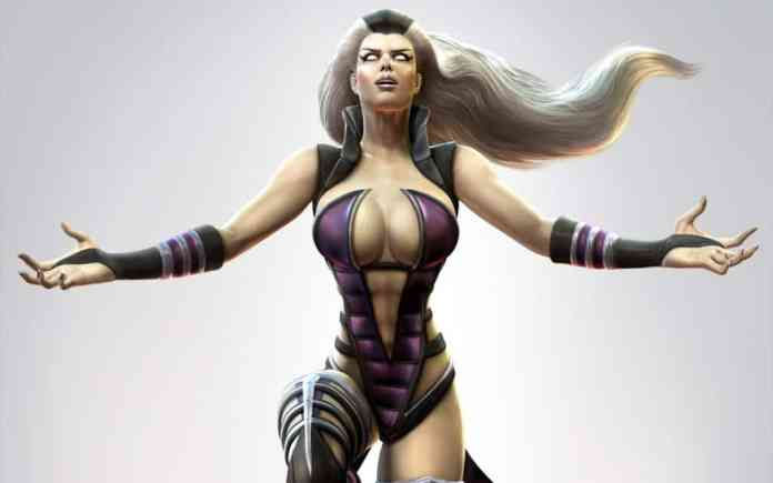 Five Mortal Kombat Characters who need to komeback for MK11 - Sindel