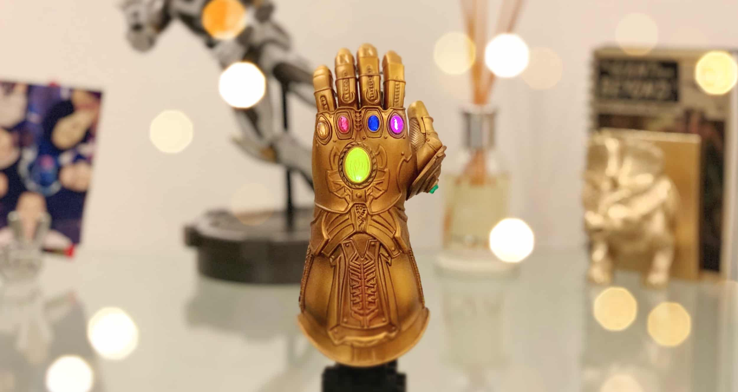 Win with Vamers: Hot Toys 1/4th Scale Infinity Gauntlet - Vamers