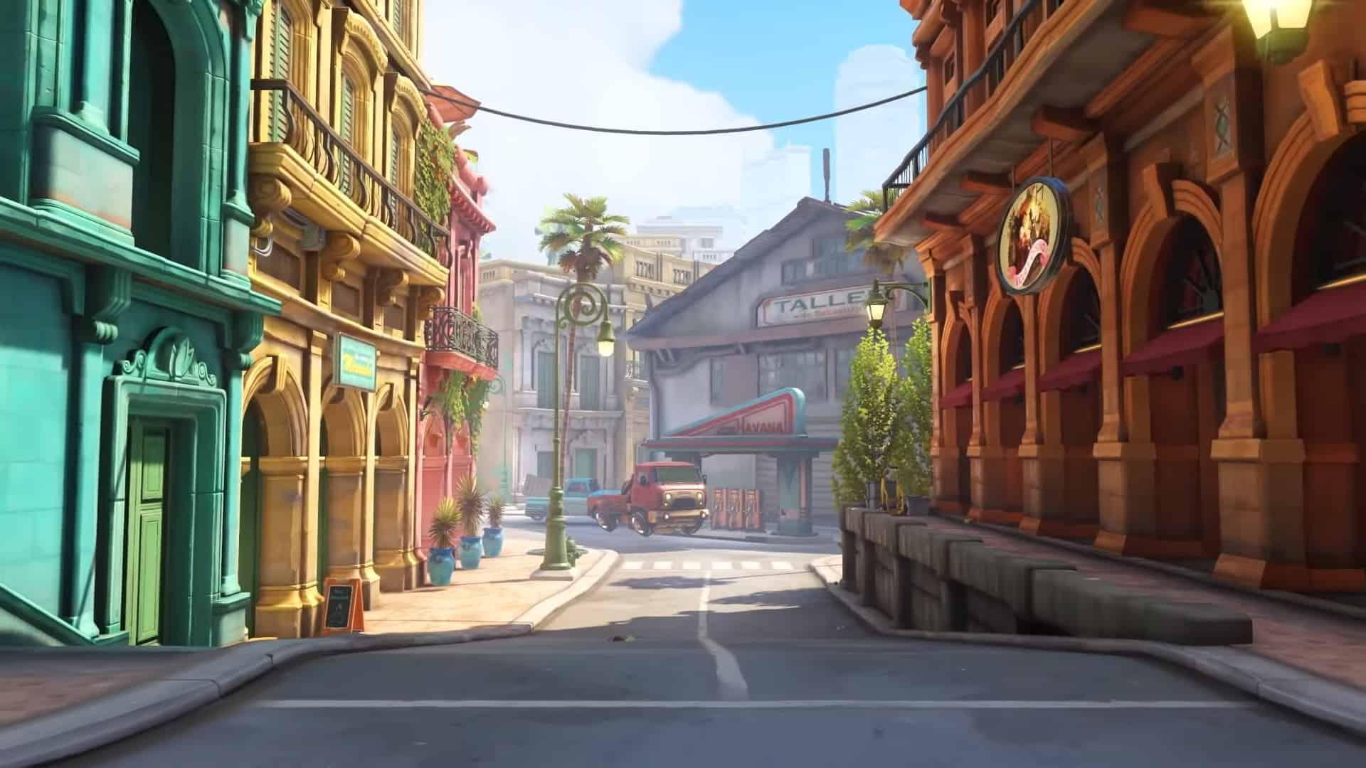 Overwatch Havana map is now live, includes rum! - Vamers
