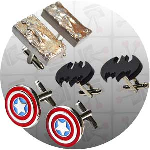 Vamers Store - Promotional - Cufflinks