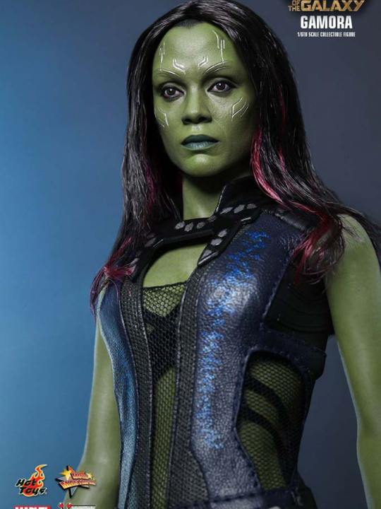 Vamers Store - Hot Toys - MMS259 - Guardians of the Galaxy - Gamora 10
