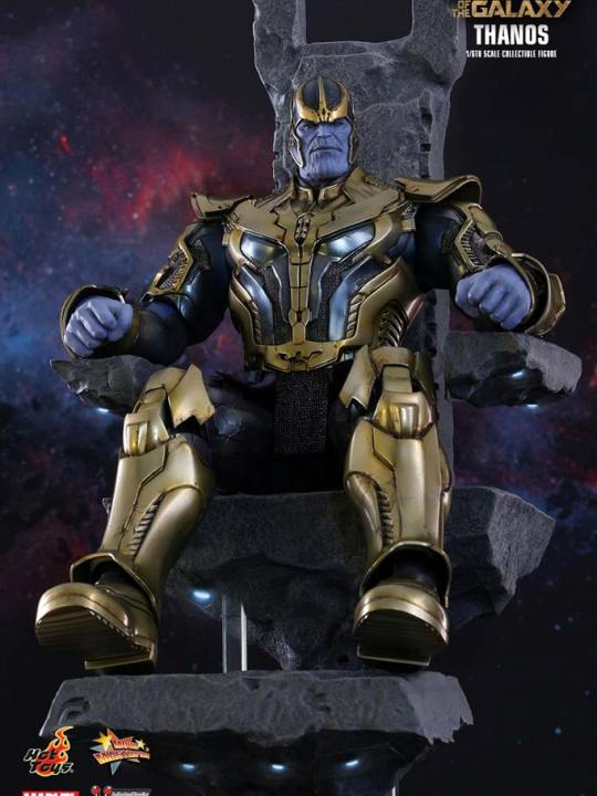 Vamers Store - Hot Toys - MMS260 - Guardians of the Galaxy - Thanos Collectible 01