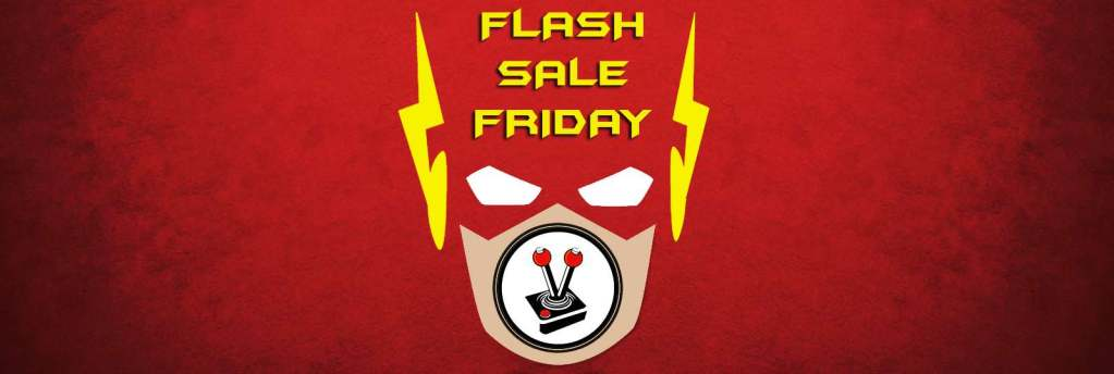 Vamers Store - Advertising - Flash Sale Friday Promo - Banner 01