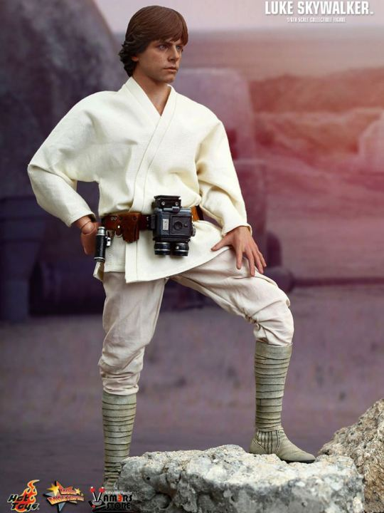 Vamers Store - Hot Toys - MMS297-SE - Disney's Star Wars Episode IV A New Hope - Luke Skywalker 01
