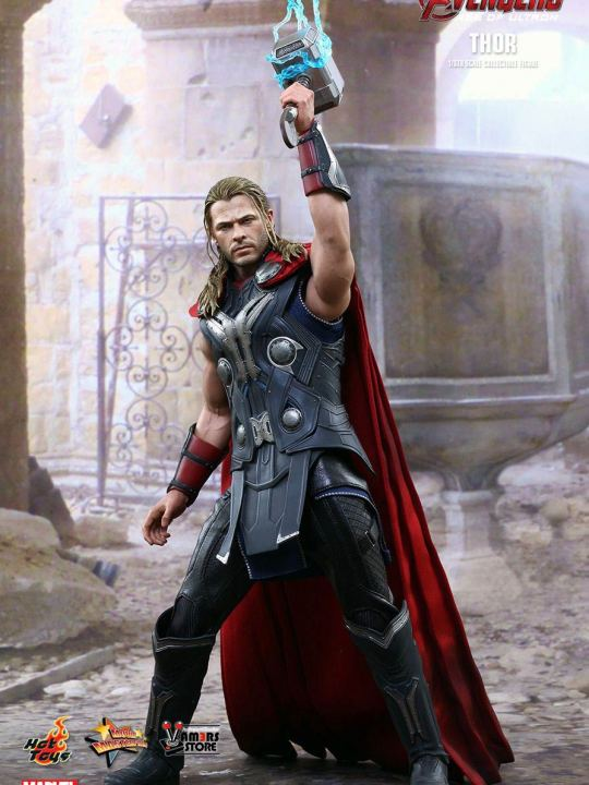 Vamers Store - Hot Toys - MMS306 - Avengers Age of Ultron - Thor 01