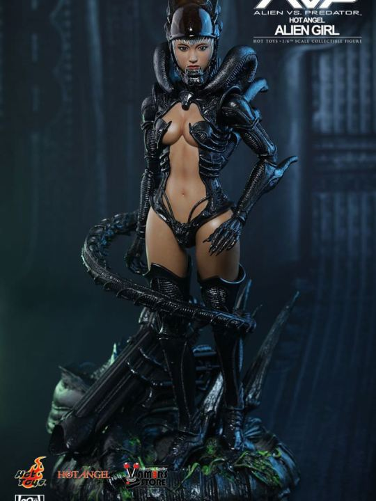 Vamers Store - Hot Toys - HAS002 - Hot Angel - Aliens VS. Predator - Alien Girl - 02