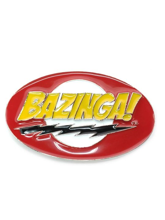 Vamers Store - Merchandise - Geek Chic - Accessories - Bazinga Belt Buckles - Animal Face Belt Buckle inspired by The Big Bang Theory - 01