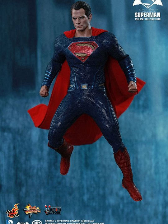 Vamers Store - Hot Toys - MMS343 - Batman v Superman DOJ - Superman (Special Edition) - 07