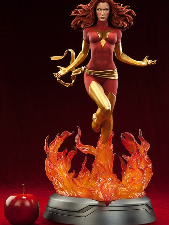 Vamers Store - Sideshow Collectibles - VS-SSC-PFF-DP - Premium Format Figure - Dark Phoenix - 05