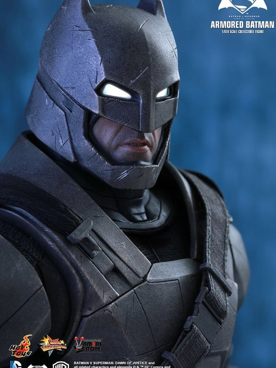 Vamers Store - Hot Toys - MMS349 - Batman v Superman DOJ - Armoured Batman - 18