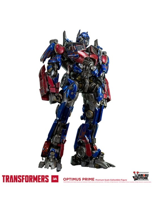 Vamers Store - 3A - VS-3AC-TF-003 - Premium Scale - Transformers Optimus Prime - 01
