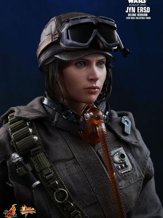 Vamers Store - Hot Toys - MMS405 - Disney's Star Wars Rogue One - Jyn Erso (Deluxe Version) - 13