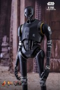 Vamers Store - Hot Toys - MMS406 - Disney's Star Wars Rogue One - K-2SO - 7