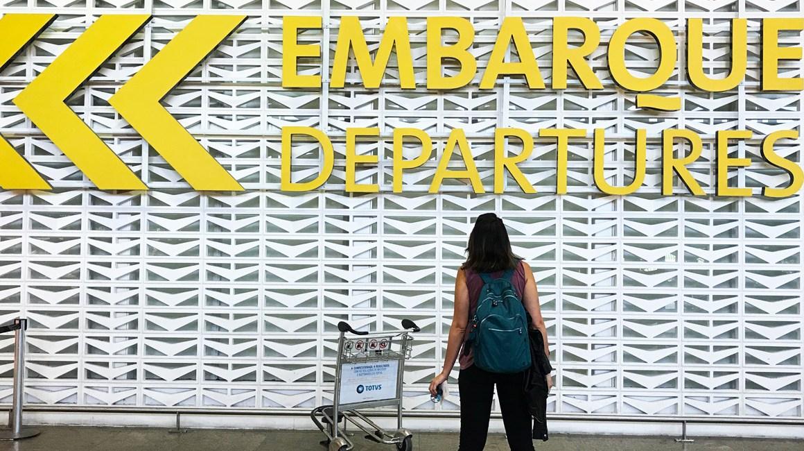 aeroporto de guarulhos embarque