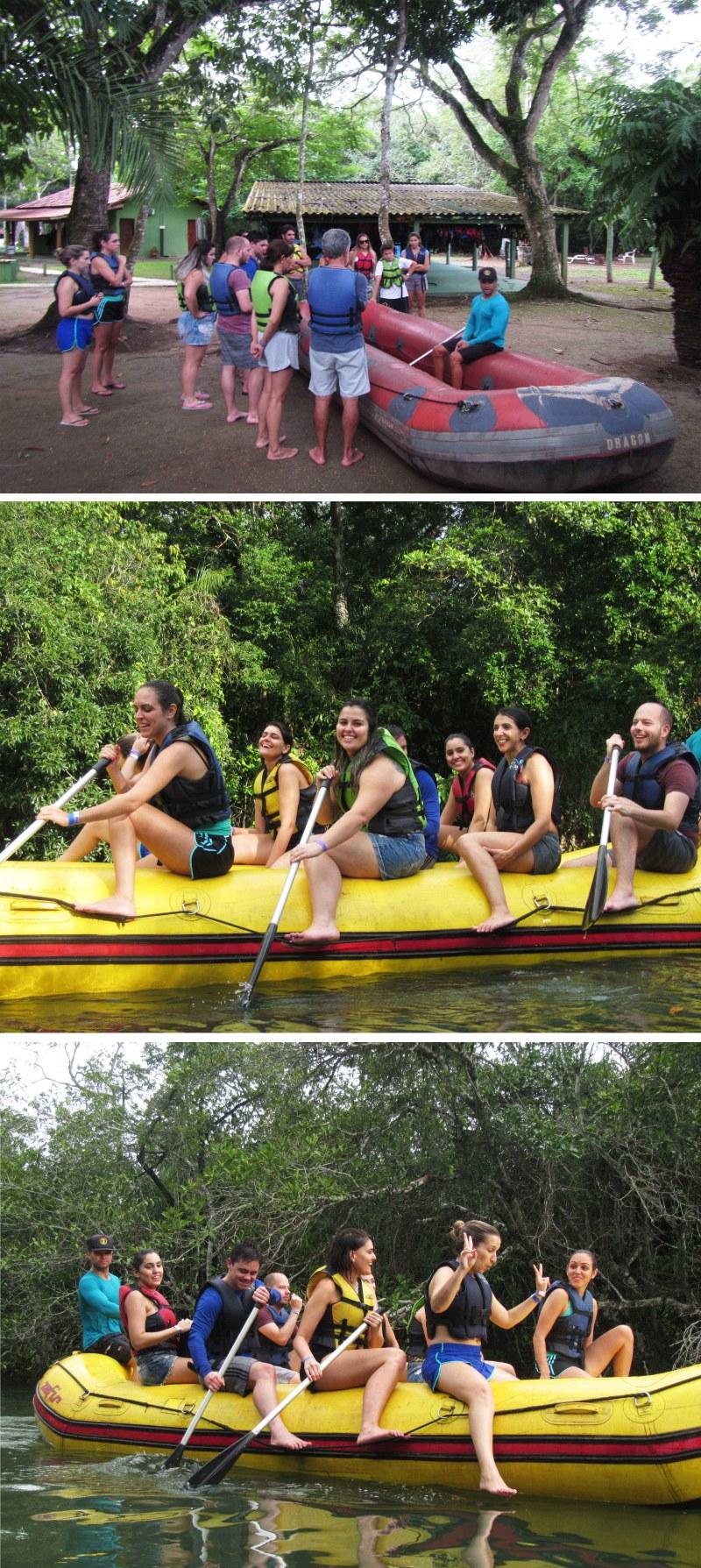 passeio de bote rio formoso