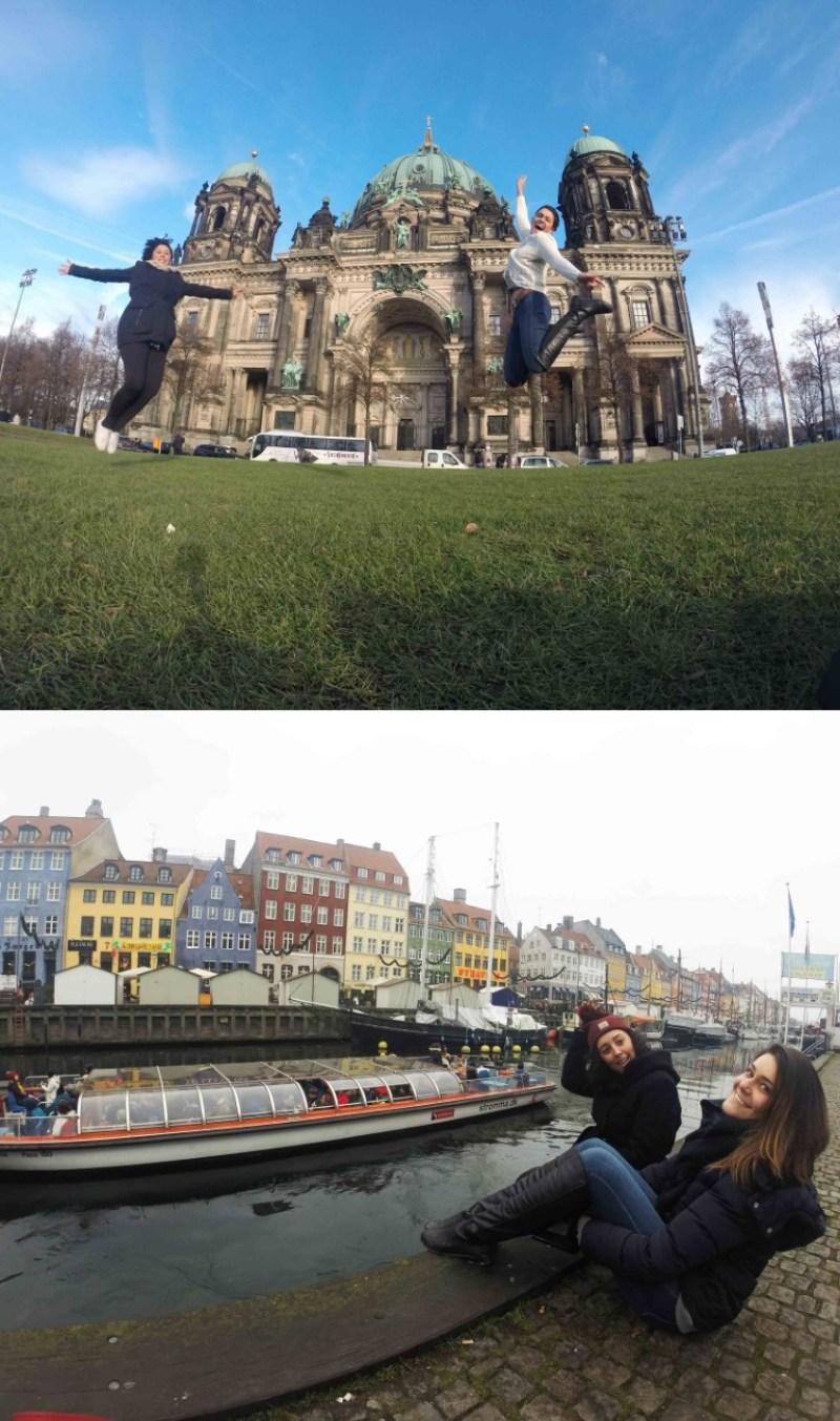 como encontrar companhia viajando sozinha berlim