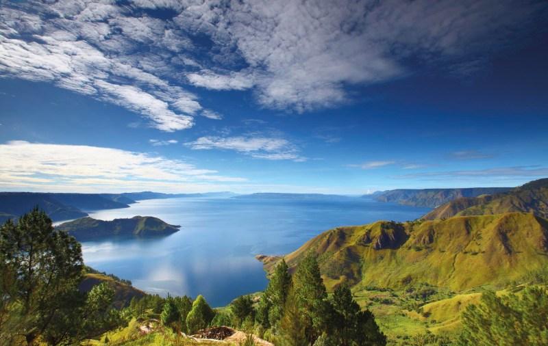 Lago Toba (Foto: Tumpal Hutagalung)