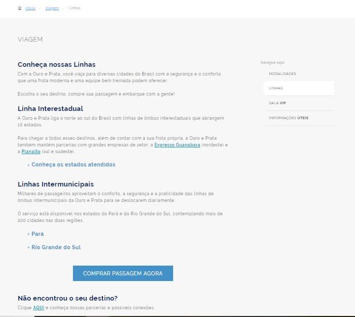 Atualização Ouro e Prata 5 - Ônibus do Brasil para Uruguai – Uma experiência única e diferenciada