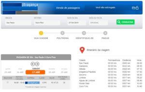 Consulta de passagens Bragança 300x191 - Ouro Fino como chegar? Opções de empresas de ônibus que realizam o trajeto