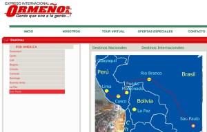 Expresso Ormeno Site Oficial 300x192 - Viagem para Peru – Uma aventura fascinante por ônibus