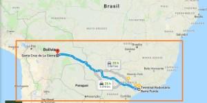 La Preferida Rota 2 - Viagem para Bolívia – Uma viagem diferente por ônibus