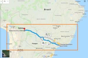 La Preferida Rota 2 300x197 - Viagem para Bolívia – Uma viagem diferente por ônibus