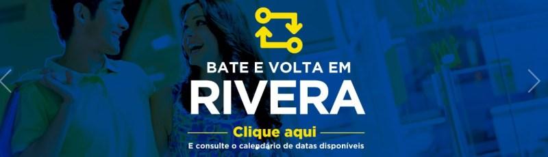 Ouro e Prata Rivera - Ônibus do Brasil para Uruguai – Uma experiência única e diferenciada