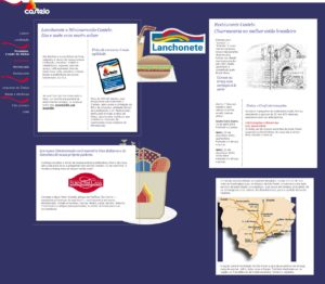 Posto Castelo 300x262 - Lanchonete/Restaurantes em rodovias – Ponto de apoio confiáveis nas viagens rodoviárias