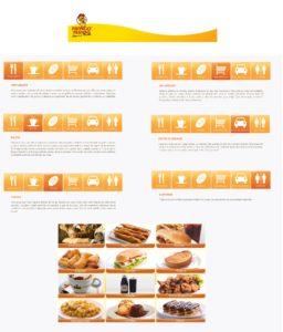 Rede Frango Assado 256x300 - Lanchonete/Restaurantes em rodovias – Ponto de apoio confiáveis nas viagens rodoviárias