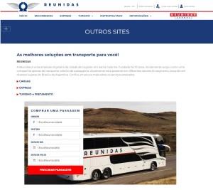 Reunidas Catarinense 2019 300x267 - Serviço Leito Rodoviário – Análise desta oferta de serviço entre as empresas de ônibus