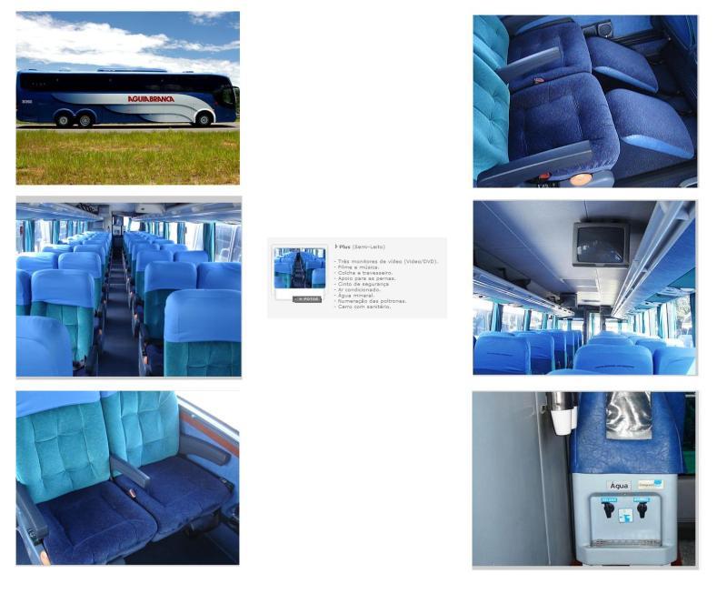 Viação Aguia Branca 2011 - Serviço Semi Leito – Conceitos sobre esta categoria de transporte rodoviário