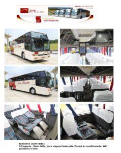 Viação São Bento 2011 238x300 - Serviço Semi Leito – Conceitos sobre esta categoria de transporte rodoviário