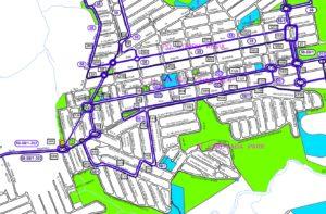 Setor Vitória Régia 1 Sorocaba Park 300x197 - Regiões populosas de Sorocaba – Linhas de ônibus urbanas predominantes