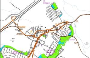 Setor Aparecidinha 300x195 - Região industrial de Sorocaba – Linhas de ônibus urbanas predominantes.