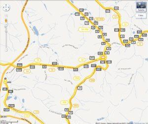 Setor Estradas da Região Aparecidinha 2 300x252 - Regiões isoladas de Sorocaba – Linhas de ônibus urbanas predominantes
