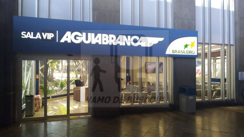 SALA VIP ÁGUIA BRANCA - Terminal Rodoviário São Paulo – Informações sobre atendimentos