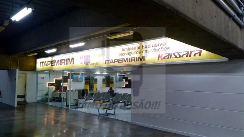 SALA VIP GRUPO MIRIM - Terminal Rodoviário São Paulo – Informações sobre atendimentos