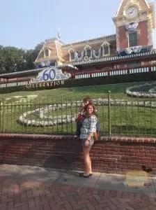 visitar Disney con niños pequeños