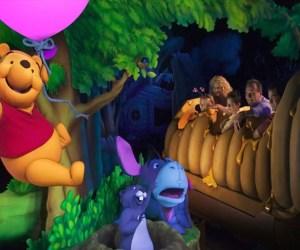 atracciones de Disneyland para niños pequeños