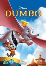 Películas que debes ver antes de ir a Disneyland - Dumbo