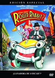 Películas que debes ver antes de ir a Disneyland - Roger Rabbit