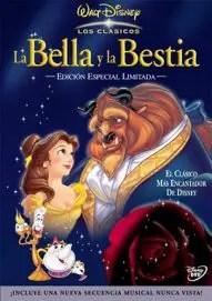 Películas que debes ver antes de ir a Disneyland - La Bella y la Bestia