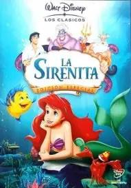 Películas que debes ver antes de ir a Disneyland - La sirenita