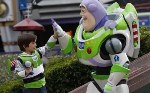 personajes en Disney