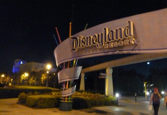 El día que nos dejaron en Disneyland