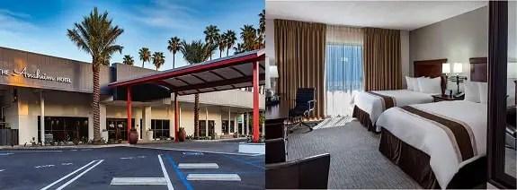 Hoteles baratos en Anaheim Hotel