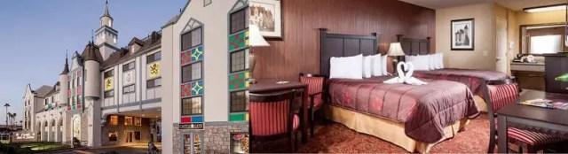 Castle Inn & Suites Hoteles Baraton en Anaheim